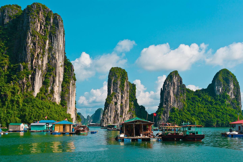 Day 2: Hanoi/Ha Long Bay (1B, 1L, 1D)