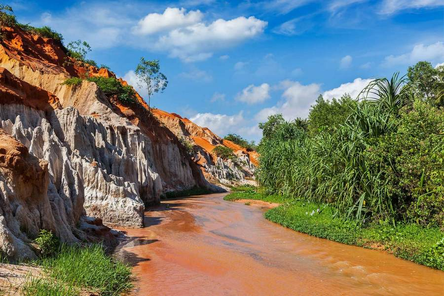 Fairy Stream in Mui Ne, Phan Thiet
