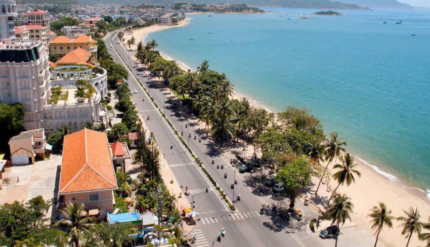 Tran Phu Beach, Nha Trang City